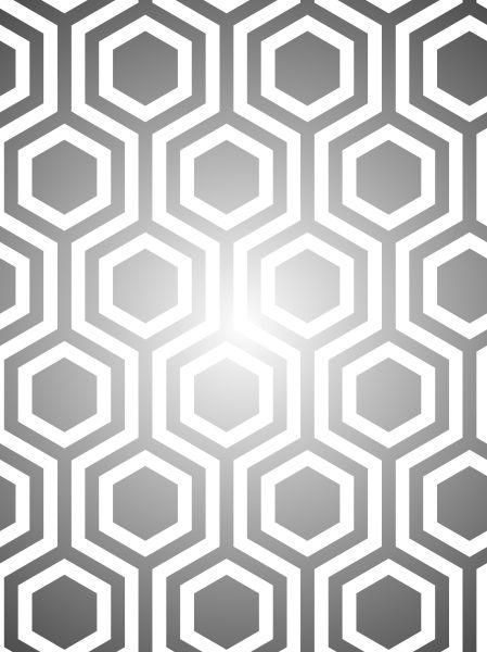 Картика геометрического трафарета
