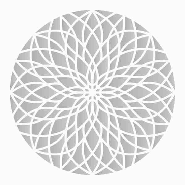 многоразовый трафарет для стен пола потолка мебели цветы